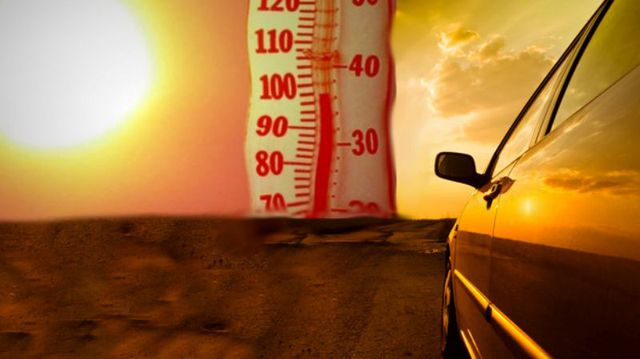 Bảo dưỡng xe mùa nắng nóng tại Toyota An Sương