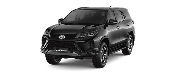 FORTUNER LEGENDER 2.84x4 AT