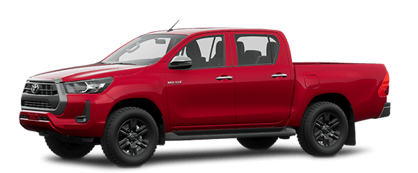 TOYOTA HILUX  2.4E (AT)